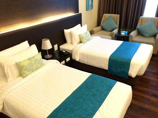 Jasmine Resort Hotel : 室内は清潔
