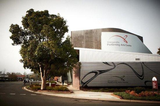 Wangaratta Performing Arts Centre
