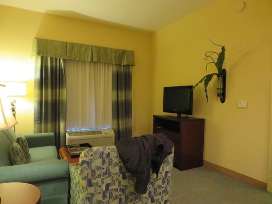 Homewood Suites by Hilton Palm Desert: Living Room