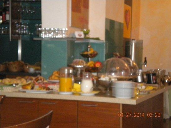 Hotel Astoria Salzburg: Breakfast buffet