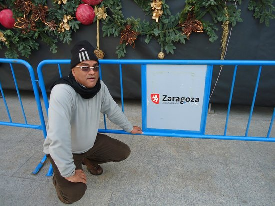 Parque de atracciones Zaragoza: Conhecendo a cidade
