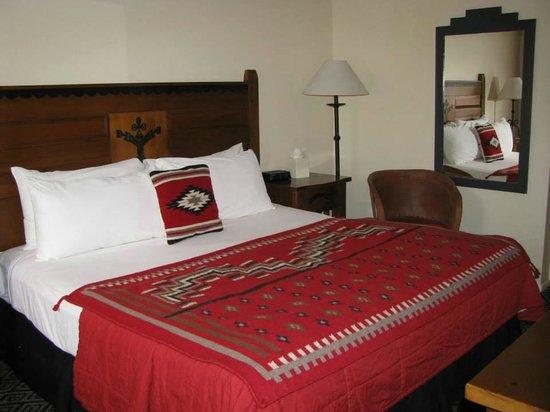 Santa Fe Sage Inn : Superior King Room