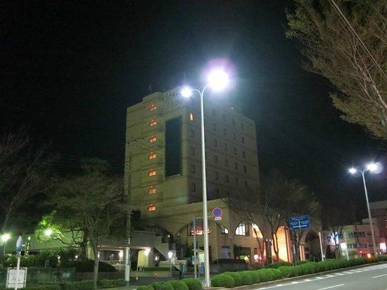 Narita U-city Hotel: 成田駅西口を出るとすぐにわかると思います