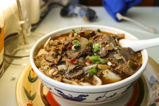 Panda: Taiwan Spicy Beef Noodle Soup