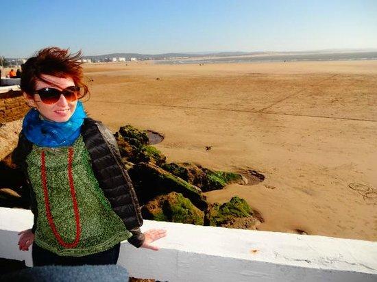Essaouira Beach: vista
