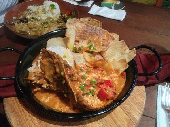 La Boca Latino Bar: Spicey Seafood