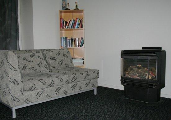 Silver Fern Lodge: Lounge  Area