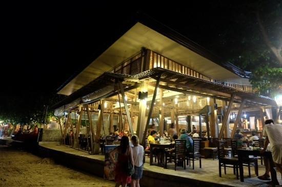 Railay Bay Resort & Spa : dining