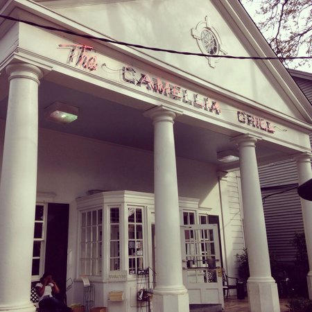 The Camellia Grill: Breakfast