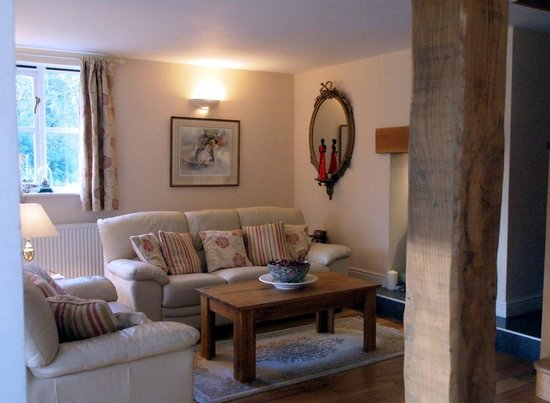 Pandy Isaf Country House Bed & Breakfast: Lounge