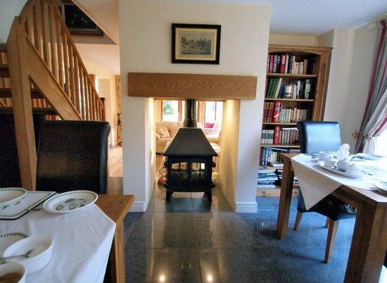 Pandy Isaf Country House Bed & Breakfast: Dining and Lounge