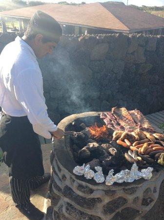 Hare Noi: Eventos especiales - Asado Patagonico