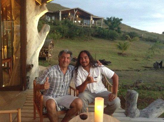 Hotel Hare Boutik : Tito Atan..un guia de excelencia
