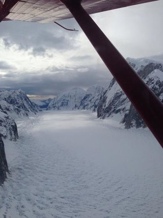 Talkeetna Air Taxi: Ruth Glacier