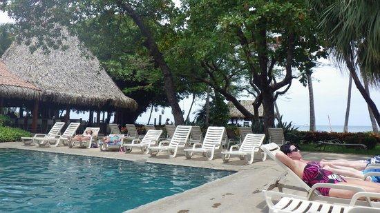 Hotel Tamarindo Diria : Beachside Pool