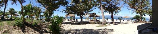 Captain Cook Cruises : Tiviua Island