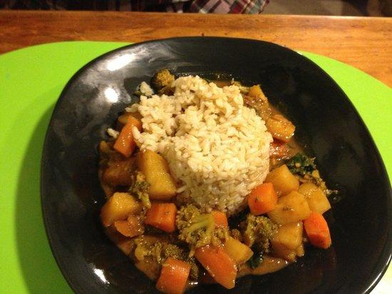 Te Quiero Verde: Aroz Bombay (Bombay style rice) Delicious!