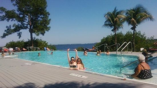 Club Med Sandpiper Bay: Adult infinity pool