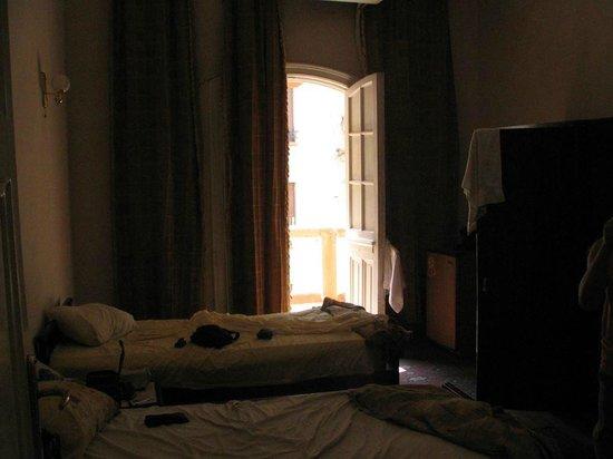 Gresham Hotel: habitacion 1