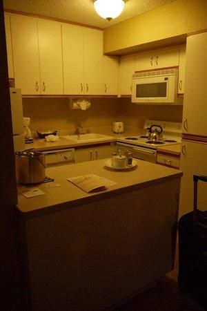 Jockey Club: Kitchen - 2bed apart