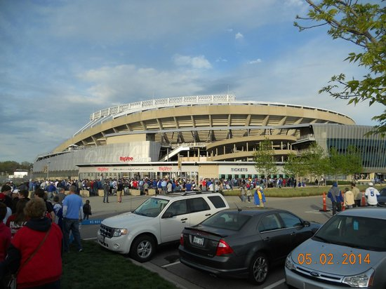 Kauffman Stadium : Gate B