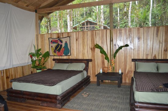 Pacuare Outdoor Center: friend's room