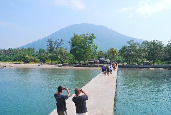 Лампунг, Индонезия: Pulau Sebesi