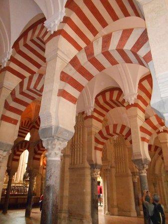 Mezquita Cathedral de Cordoba: Mezcuita
