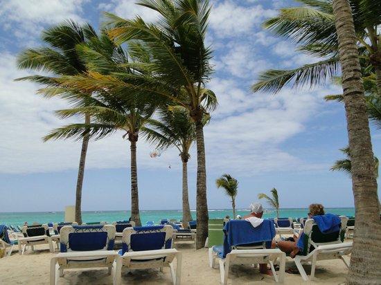 Hotel Riu Palace Punta Cana: Lo mejor: la playa!