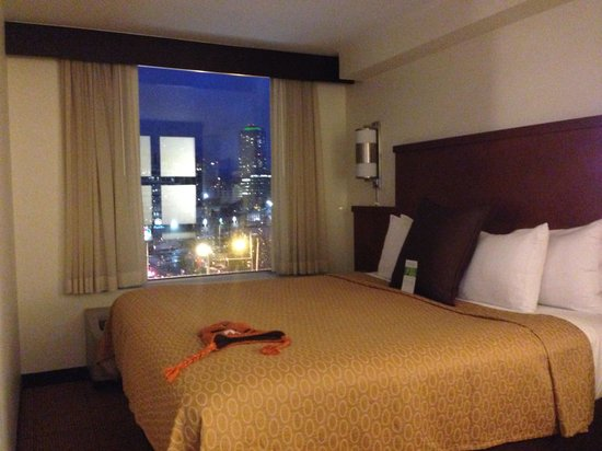 Hyatt Place Seattle/Downtown : Great view in non view room