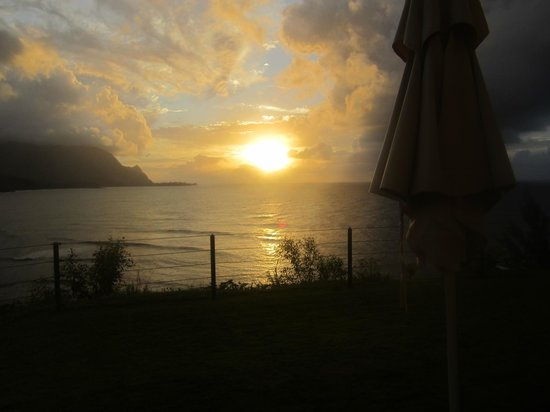 St. Regis Princeville Resort : sunset