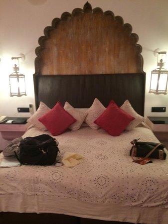 Ajit Bhawan : Bedroom