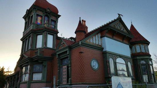 Villa montezuma picture of haunted san diego san diego for Haunted hotel in san diego