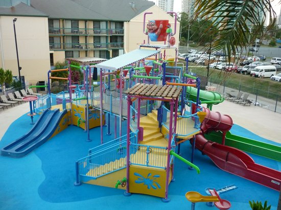 Paradise Resort Gold Coast: Big Kids water park