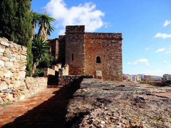 Alcazaba: vista