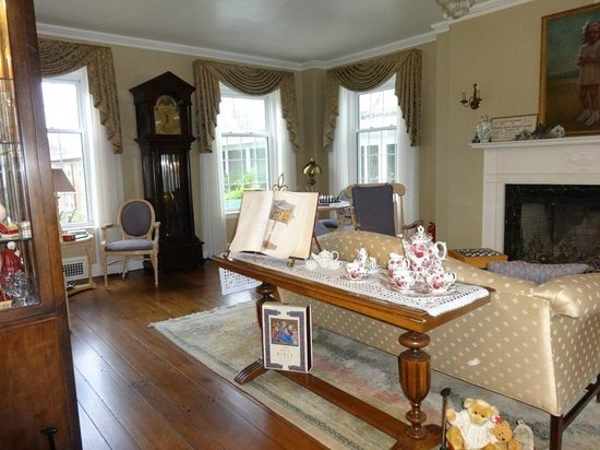 Robertshaw Country House Bed and Breakfast : Living Room