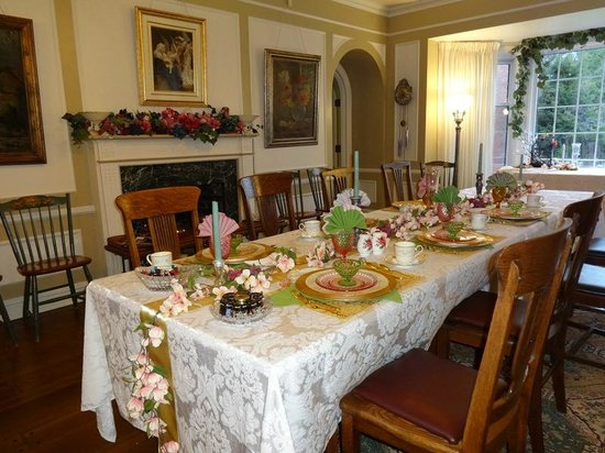 Robertshaw Country House Bed and Breakfast : Dining Room