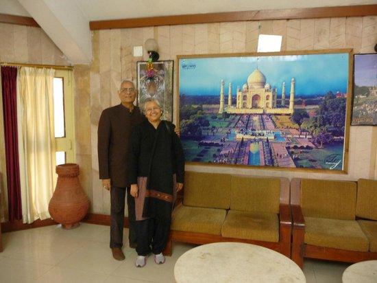 Rahi Gulistan Tourist Complex: Lobby