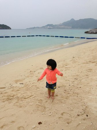 Hotel Resonex Nago : BEACH