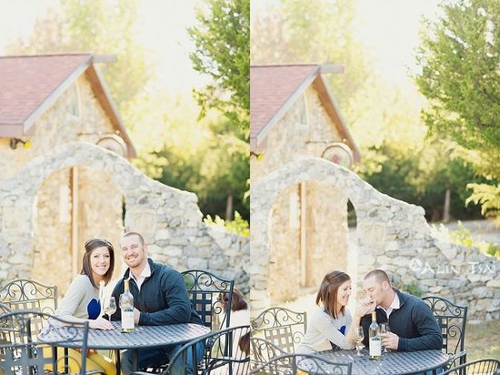 Wales Manor Vineyard & Winery: Engagement