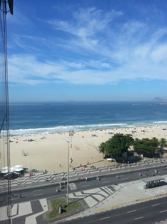 Arena Copacabana Hotel: do apto