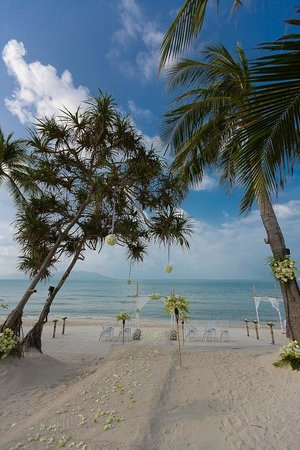 Melati Beach Resort & Spa : Ceremony