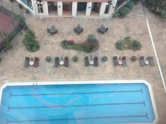Somerset Grand Hanoi: Pool view