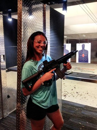 Lock & Load Miami: Tracy