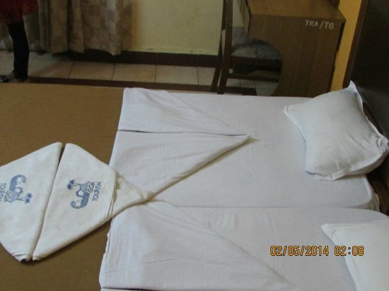 Calangute Annex : Inside the Double Bed Room