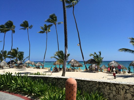 Majestic Elegance Punta Cana: the beach