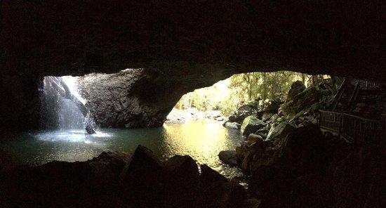 Springbrook National Park: Natural Bridge