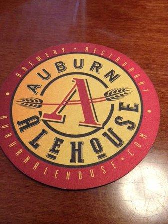 Auburn Alehouse : Coaster