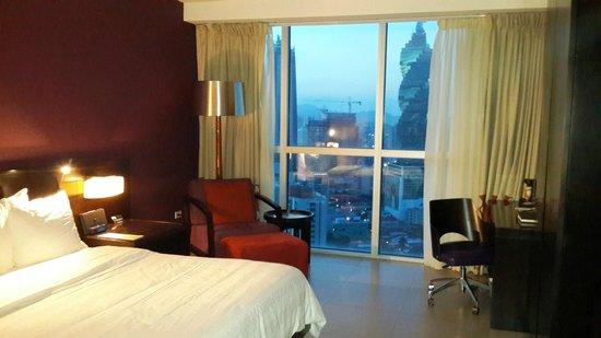 Hard Rock Hotel Panama Megapolis : Habitación 3520