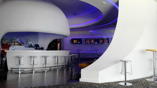 Hard Rock Hotel Panama Megapolis: Bar